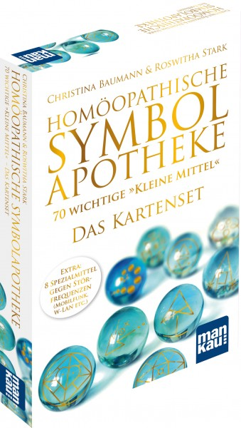 """Kartenset Homöopathische Symbolapotheke: 70 wichtige """"Kleine Mittel"""""""