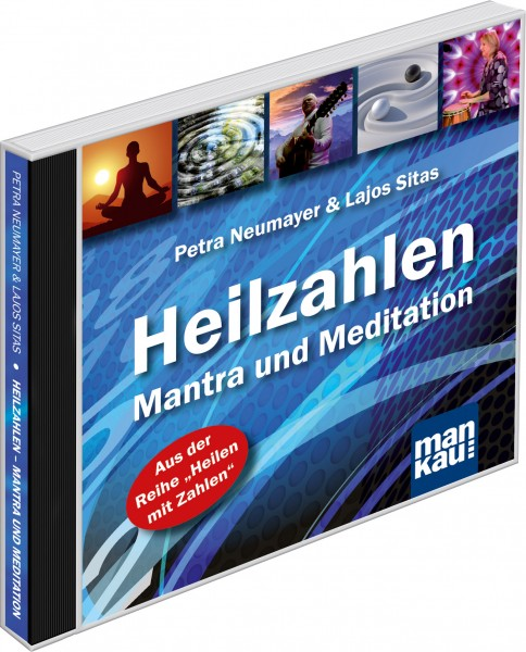 Heilzahlen - Mantra und Meditation (Audio-CD)