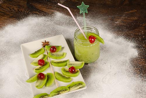 Weihnachts-Smoothie - Smoothies zum Weihnachtsfest