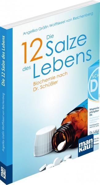 Die 12 Salze des Lebens. Kompakt-Ratgeber