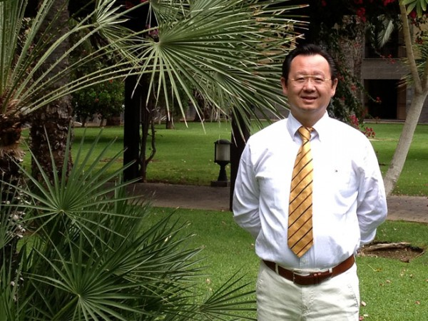TCM-Experte und Autor Li Wu