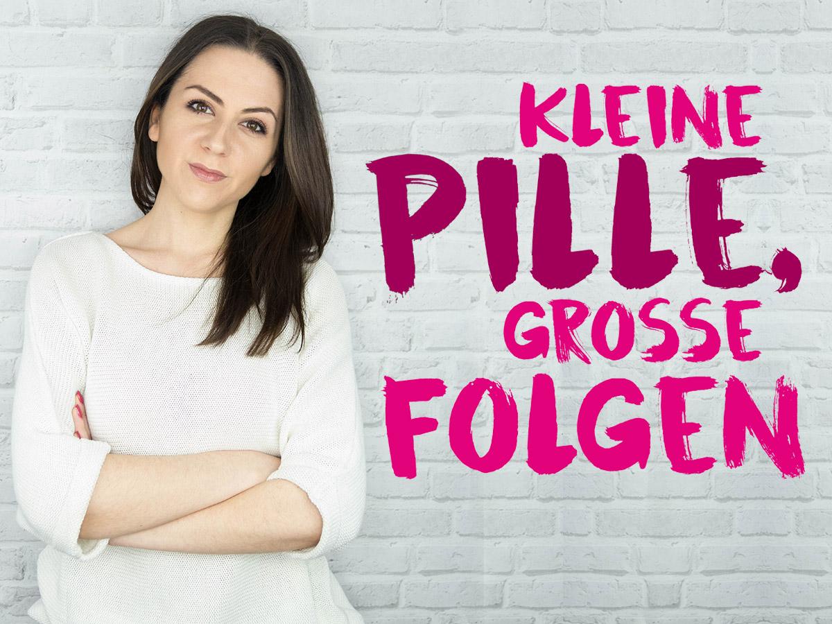 Isabel Morelli, Autorin und Bloggerin von Generation-Pille.com