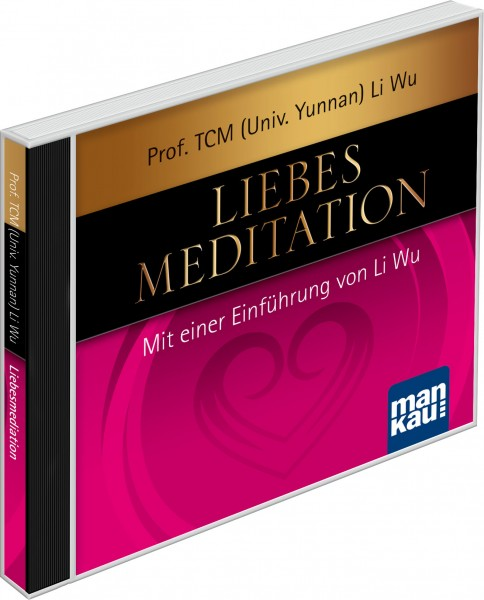 Liebesmeditation (Audio-CD)