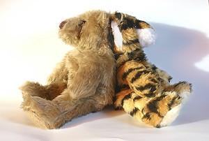 Tiger-Bär-Verwandlungstier