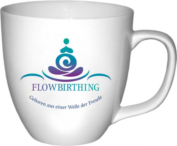 FlowBirthing Tasse