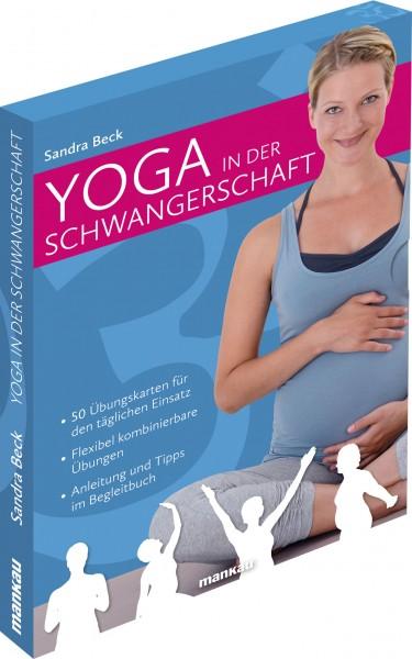 Yoga in der Schwangerschaft. Kartenset