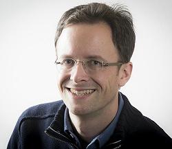 Raphael Mankau, Geschäftsführer des Mankau Verlags in Murnau am Staffelsee, Bayern