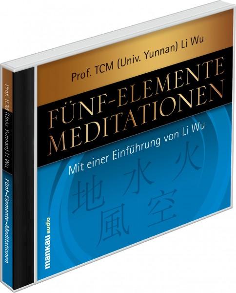 Fünf-Elemente-Meditationen (Audio-CD)