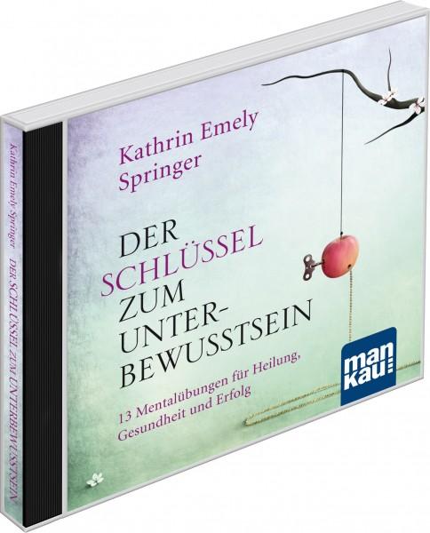 Der Schlüssel zum Unterbewusstsein. Audio-CD