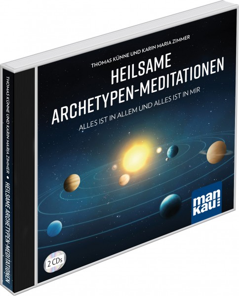 Heilsame Archetypen-Meditationen (2 Audio-CDs)