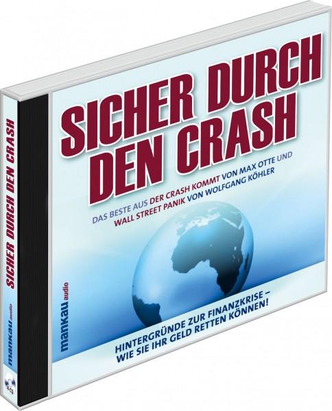 Sicher durch den Crash (4 Audio-CDs)
