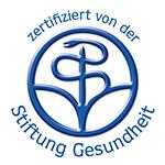 Zertifiziert von der Stiftung Gesundheit