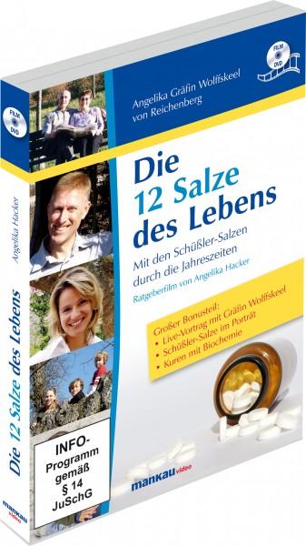 Die 12 Salze des Lebens (Film-DVD)