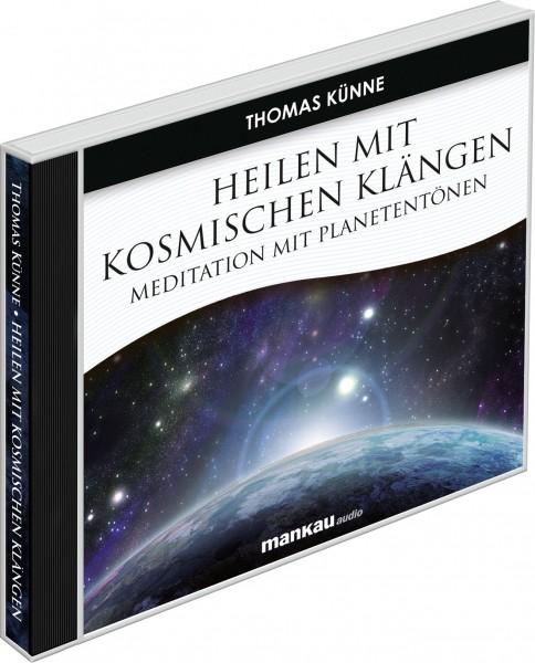 Heilen mit Kosmischen Klängen (Audio-CD)